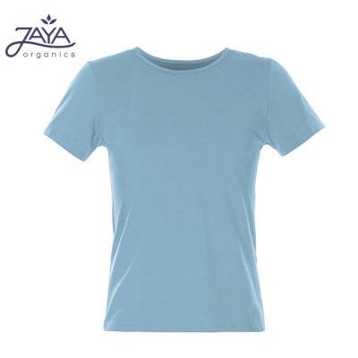 Jaya Fashion Men Yoga Shirt Rocky Orionblue
