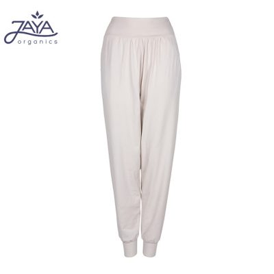 Jaya Fashion Yoga Pants Sahara Creme