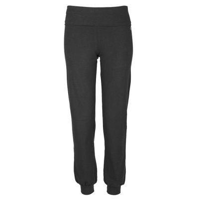 Yamadhi Roll Down Yoga Pants schwarz