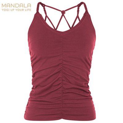Mandala Fashion Yoga Cable Top Kir Royal