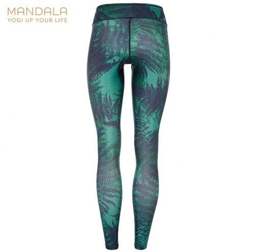 Mandala Fashion Fancy Printed Legging Firn