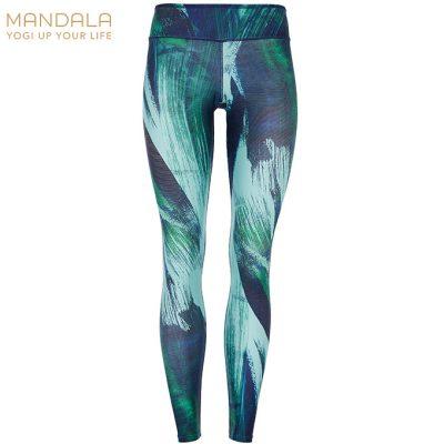 Mandala Fashion Fancy Printed Legging N.Y. Artist