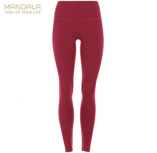 Mandala Fashion High Waist Basic Legging kir royal