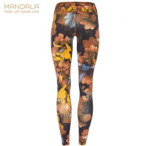 Mandala Fashion Tencel Printed Legging Canadian Autumn