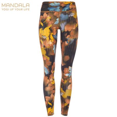 Mandala Fashion Tencel Printed Legging Canadian Autumn