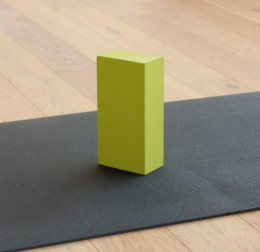 Asana Brick Block Klotz aus EVA Schaum Grün