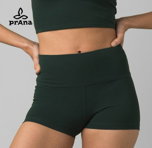 prAna Fashion Layna Yoga Short Batik
