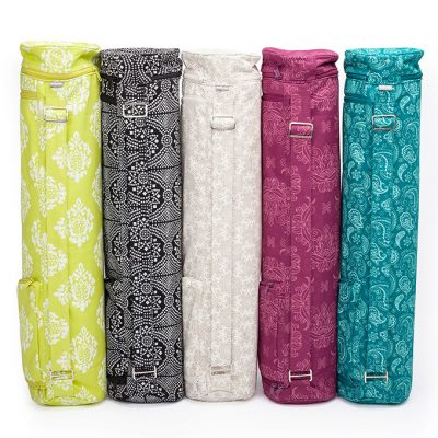 Asana Bag 60 cm Baumwolle gemustert bedruckt