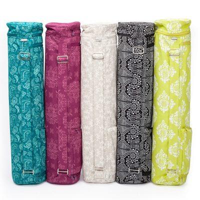 Asana Bag 70 cm Baumwolle gemustert bedruckt