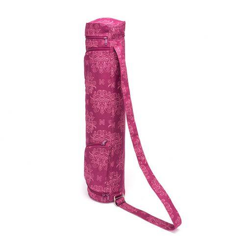 Asana Bag 60 70 cm Baumwolle Lotus Berry