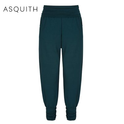Asquith Long Harem Yoga Pants 2021 Forest