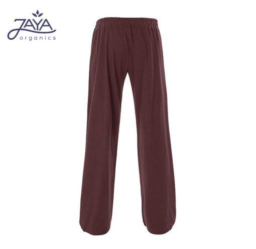 Jaya Fashion Carlos Men Pants Burgundy