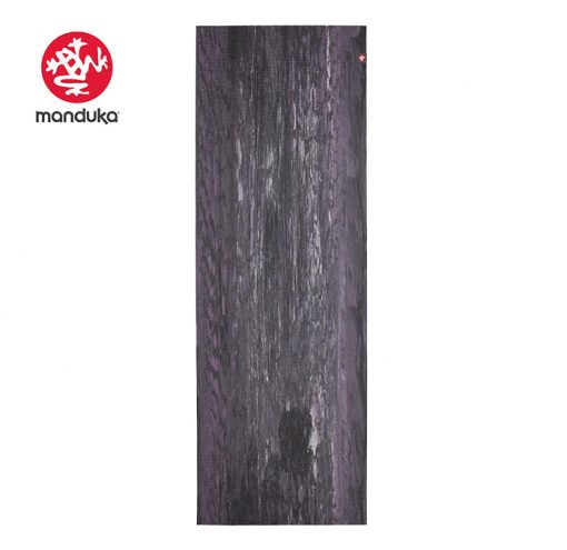 Manduka eKOlite 4mm black amethyst marbled