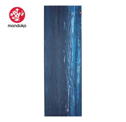 Manduka eKOlite 4mm dark sapphire marbled