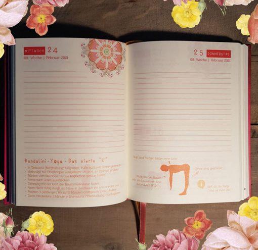 Yoga Kalender 2021