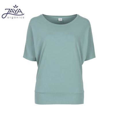 Jaya Fashion Yoga Shirt Ella Aqua