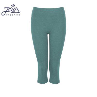 Jaya Fashion Gita 3/4 Leggings Pinegreen