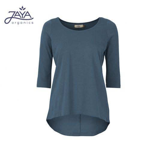 Jaya Fashion Leni 3/4 Shirt Orionblue