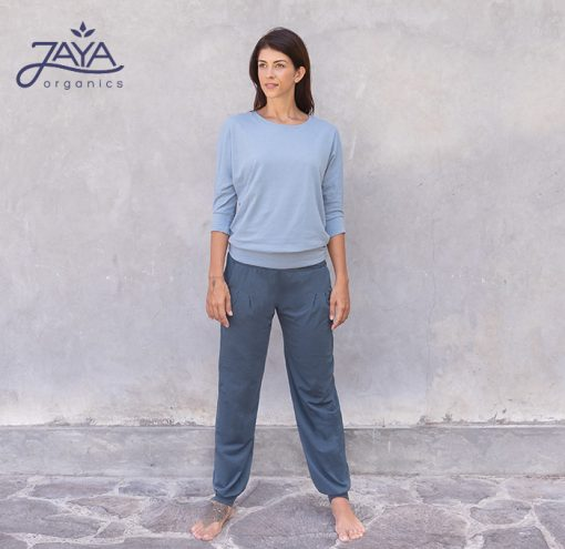 Jaya Fashion Shirley 3/4 Shirt Washeddenimdots