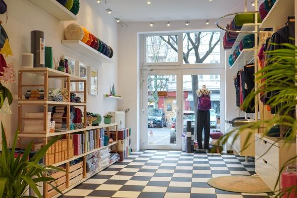 little yoga store Berlin