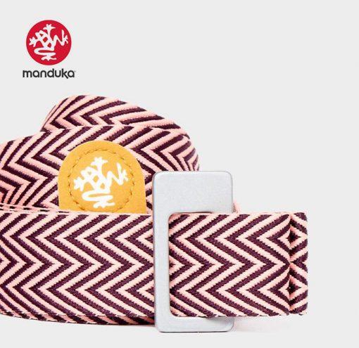 Manduka®Go Move Mat Carrier Indulge