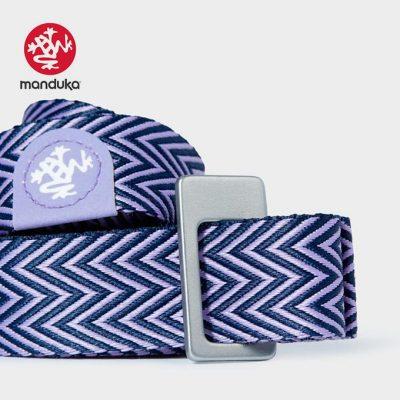 Manduka®Go Move Mat Carrier Perennial