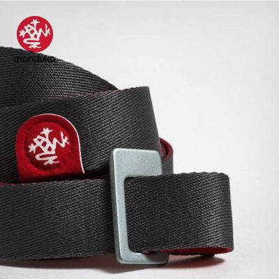 Manduka® Go Move Mat Carrier Thunder