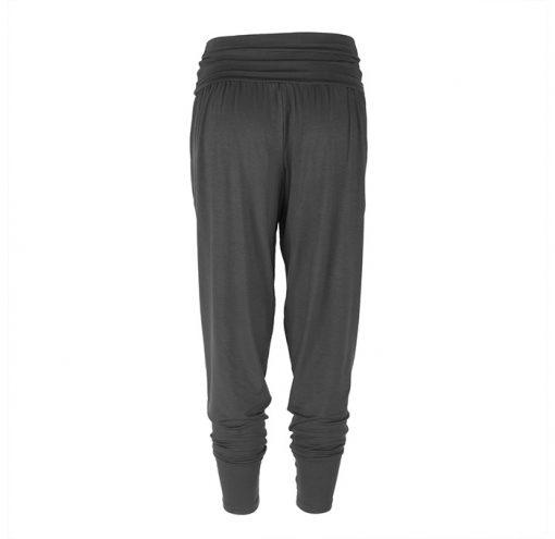 Yamadhi Loose Pants Dark Shadow anthrazit