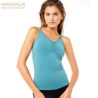 Mandala Fashion Infinity Top Bolshoi Green