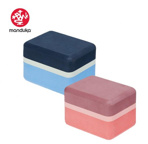 Manduka Mini Foam Block 2021