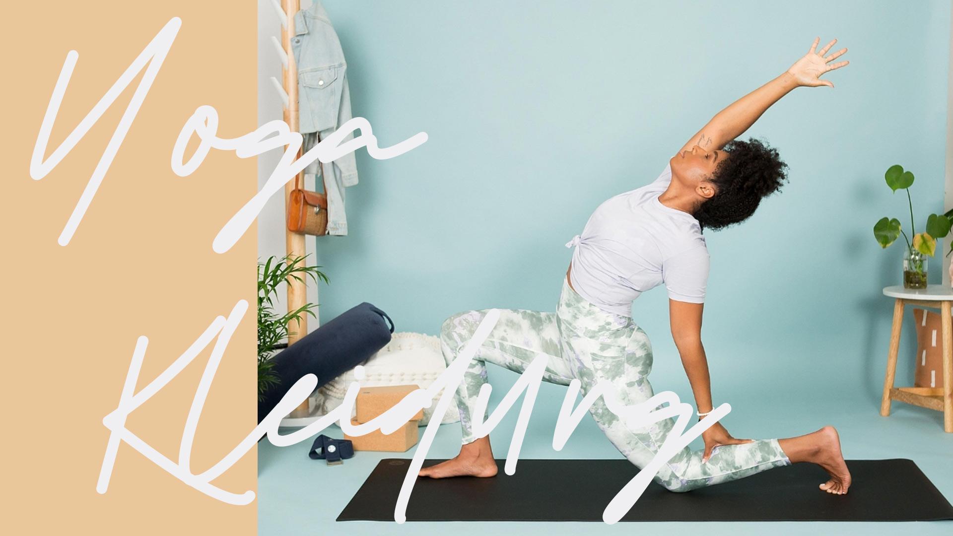 Yoga Kleidung kaufen 2021
