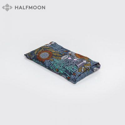 Halfmoon Augenkissen Meadow Lavendel