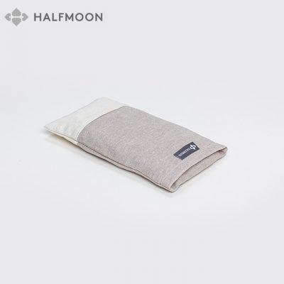 Halfmoon Augenkissen Sand Ivory Lavendel