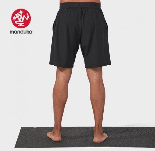 Manduka Agility Pro Short Black Herren