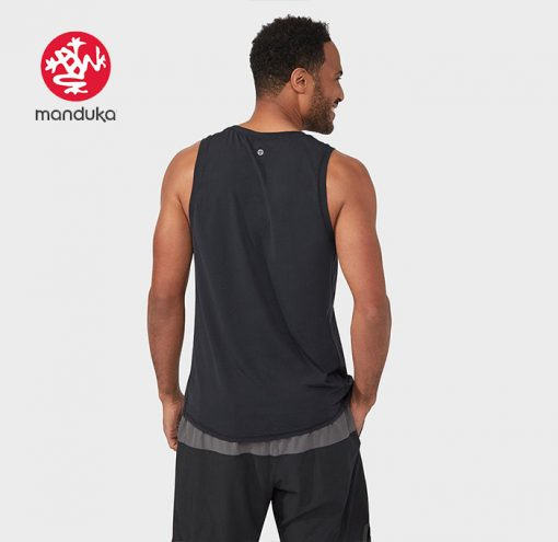 Manduka Tech Tank Top Black