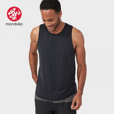 Manduka Tech Tank Top Black