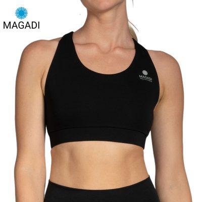 Magadi Yoga Bra Lola black