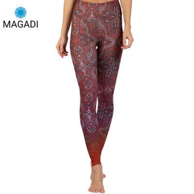 Magadi Yoga Leggings Ornament 2021