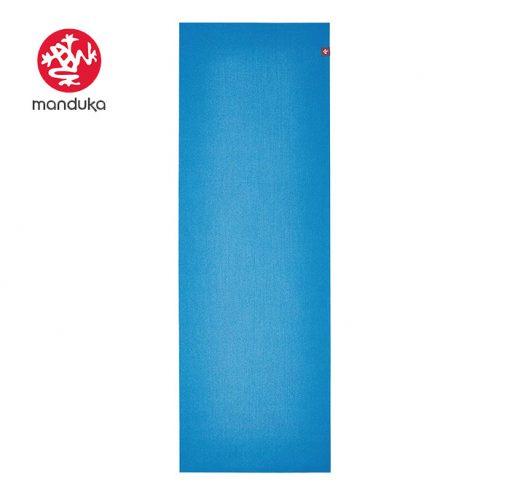 Manduka Superlite Travel Naturkautschuk Yogamatte Dresden Blue
