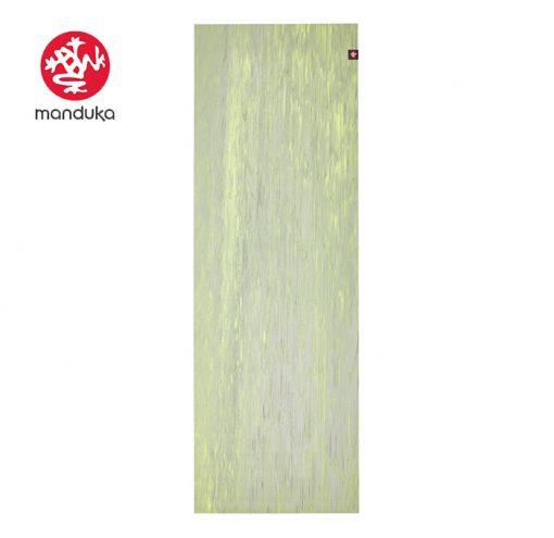 Manduka Superlite Travel Naturkautschuk Yogamatte Limelight Marbled