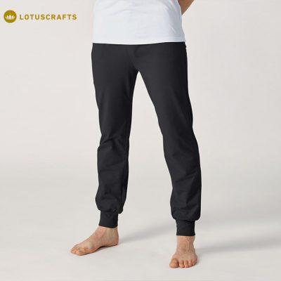 Lotuscrafts Men Yoga Pants schwarz
