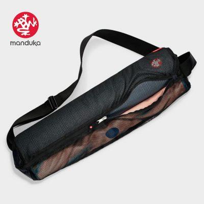 Manduka Breath Easy Yogabag schwarz