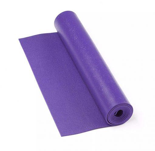 Yogamatte PVC Oeko-Tex100 Premium Violett