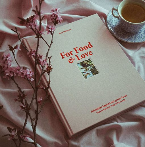 kochbuch for love and food