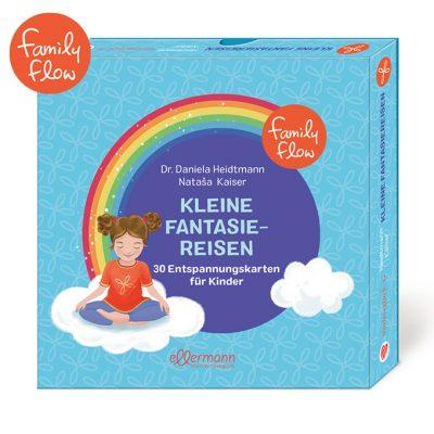 FamilyFlow Kleine Fantasiereisen Vorlesekarten Kinder Meditation