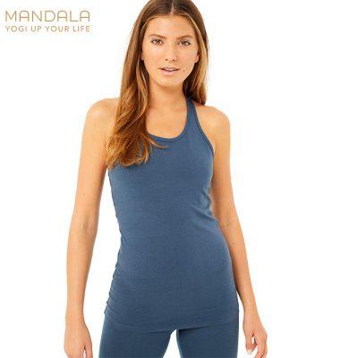 Mandala Fashion Extra Long Top eclipse