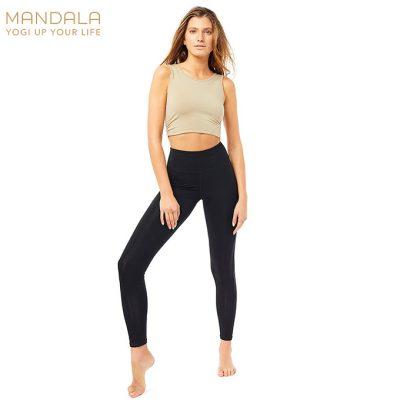 Mandala Fashion Miami Pants Black