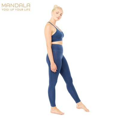 Mandala Fashion Miami Pants Blue