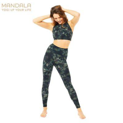 Mandala Fashion Fancy Bra Meadow Mist
