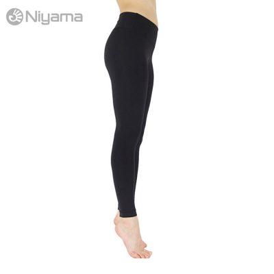 Niyama High Waist Eco Leggings 100% recycled black